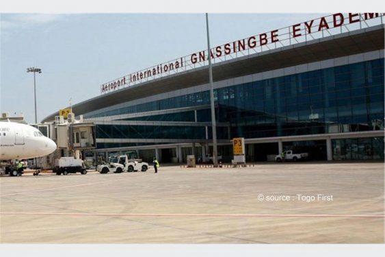 *Togo First* : Le niveau de sécurité de l'aéroport de Lomé, supérieur à la moyenne mondiale (OACI)