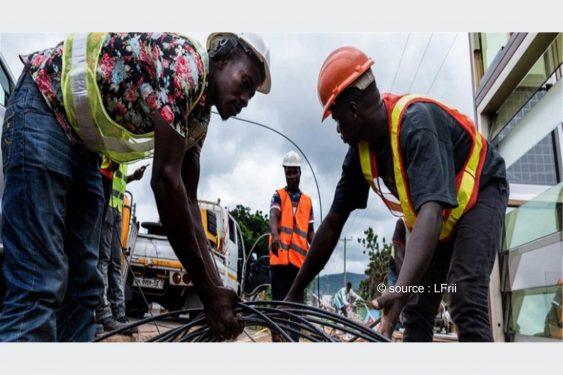 *L-Frii* : Togo : le déploiement de la fibre optique pourrait être dopé à travers le réseau électrique