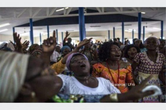 *L-Frii* : Togo : une église catholique fermée par un préfet