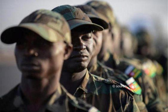 *L-Frii* : Togo / FAT : plus d'une trentaine d'officiers montés en grade