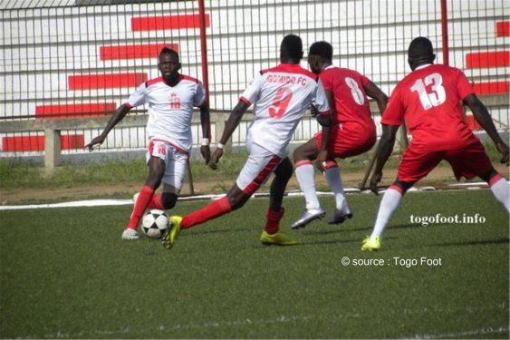 *Togo Foot* : D1/J1: Gomido vs Maranatha, un Derby délocalisé-toutes les affiches
