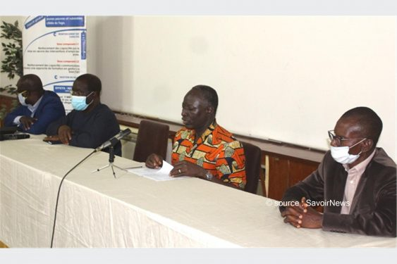 *Savoir News* : Pour l'élaboration du cadre de gestion environnementale du Projet FSB : L'ANADEB organise une consultation publique à Kara