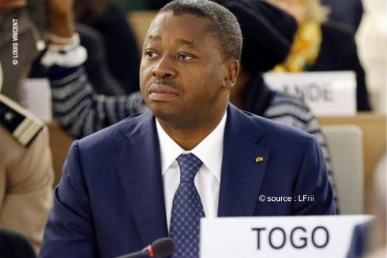 *L-Frii* : Togo / Décès d'Ampah Johnson : Faure Gnassingbé pleure un grand universitaire