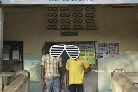 *Togo Media 24* : Togo : deux escrocs appréhendés par la Gendarmerie nationale