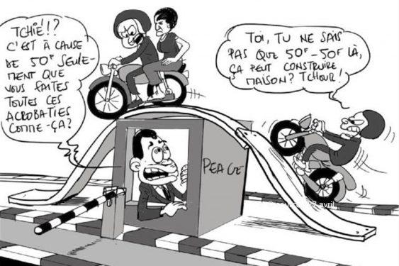 *27 avril* : Togo, Provocation Érigée en Mode de Gouvernance : Faure et sa Minorité Décidés à Asphyxier les Togolais !