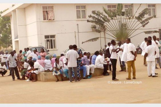 *LomeGraph* : Togo: le Sit in du SYNPHOT annulé