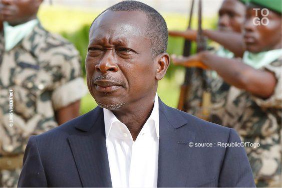 *Republic Of Togo* : 'Talon a manqué une occasion de se taire'