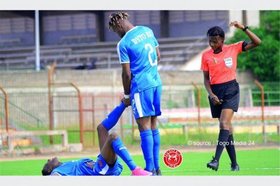 *Togo Media 24* : Football D1/J9 : les leaders ne tremblent pas