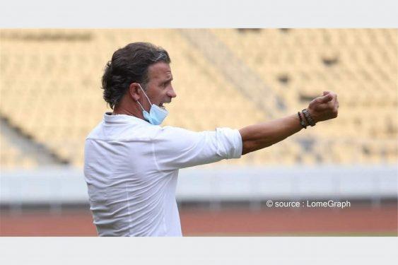 *LomeGraph* : Football : Les Éperviers A masculin du Togo ont un nouveau sélectionneur