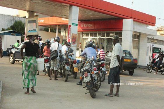 *Lomé Infos* : Togo: hausse des prix des produits pétroliers dès le 11 juin 2021.