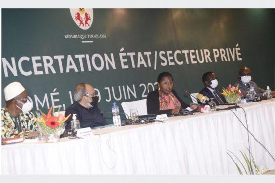 *Togo Presse* : L'Etat et le secteur privé en quête de stratégies pour la relance économique post-covid-19