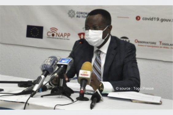 *Togo Presse* : COVID-19: Les vaccinations en cours, dans l'optique de l'atteinte d'une immunité collective