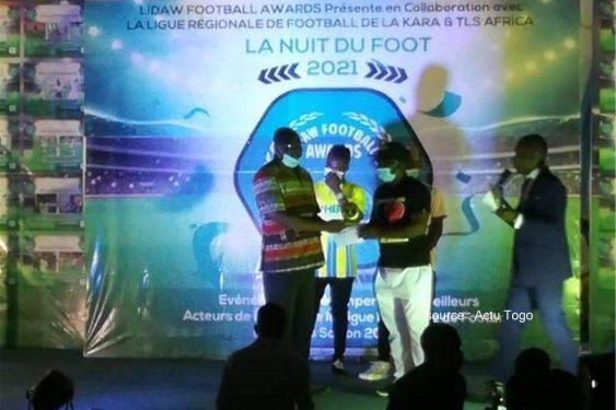 *Actu Togo* : Togo : «Lidaw Football Awards» distingue les meilleurs joueurs de la saison