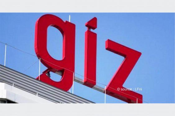 *L-Frii* : Togo : La GIZ recrute un.e Conseiller.e Technique National.e en Suivi et Communication
