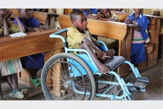 *L-Frii* : Togo / Ecole : Bonne nouvelle pour les élèves en situation de handicap