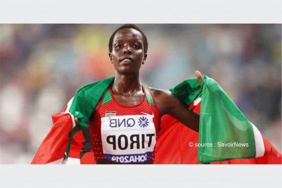 *Savoir News* : Kenya : La police à la recherche du mari de l'athlète Agnès Tirop assassinée