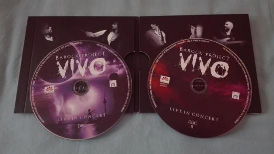 VIVO 2 LIVE BAROCK