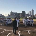 市内に硬式野球場はいくつ必要か?