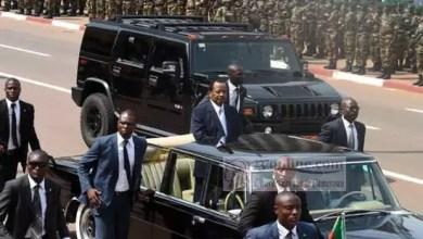 Photo de Cameroun – 20 mai 2015: sous le signe de l'unité, de la paix et du patriotisme