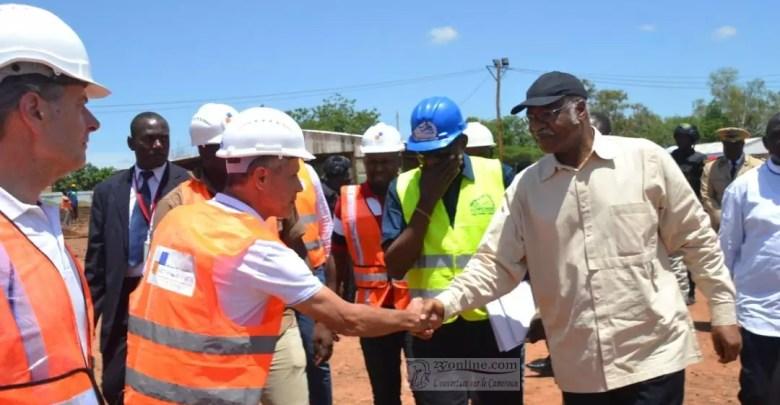Country Manager de la société Mota-Engil au Cameroun, Monsieur Jorge Nelson Rocha