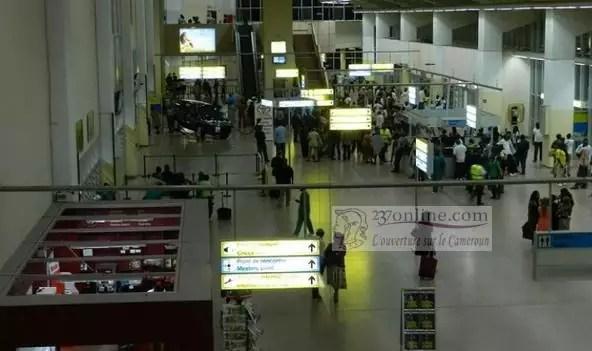 Aeroport de Yaoundé Nsimalen