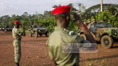 Photo de Cameroun: Le commandant de brigade de Gashiga arrêté
