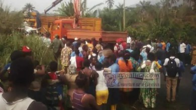 Photo of Cameroun : Six morts dans un accident à Bertoua