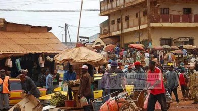 Photo of Covid-19: la croix rouge camerounaise offre une centaine de kits à Bafoussam