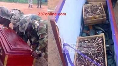 Photo of Lutte contre le terrorisme : Et si les cercueils contenaient des armes ?