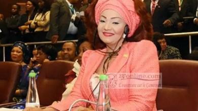 Chantal BIYA à Malabo