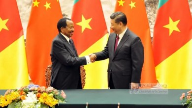 Photo of Apres avoir défendu Paul Biya à l'ONU, la Chine fait un don de plus d'un milliard de FCFA au Cameroun