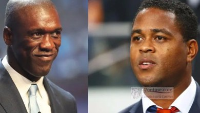 Photo of Le duo Seedorf-Kluivert mal vu au Cameroun