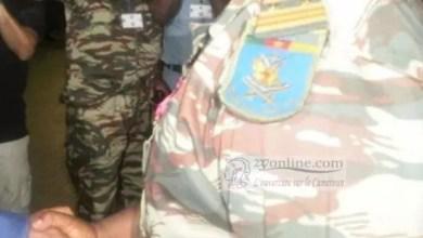 Photo of Cameroun – Drame de Ngarbuh: Deux colonels de l'armée épinglés