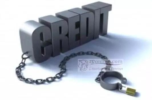 Le credit reste un piege pour l'emprunteur