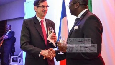 Photo of Célébration de la fête nationale de France au Cameroun: S.E Gilles Thibault fier des relations entre les deux pays