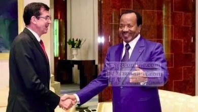 Photo de Ambassade de France au Cameroun: Voici pourquoi l'Ambassadeur Gilles THIBAULT a été limogé