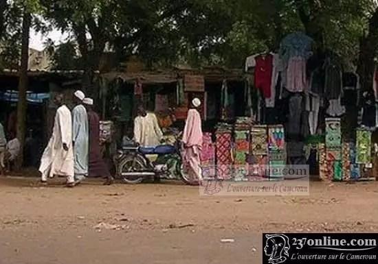 Un Marché à Garoua
