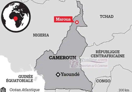Maroua Cameroun