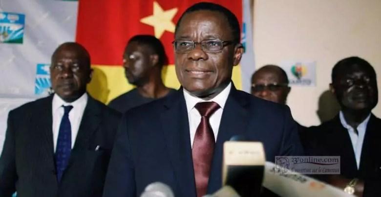 Cameroun-présidentielle: le gouvernement dénonce l'annonce de victoire par un candidat d'opposition