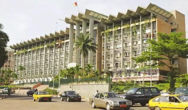 Ministere des finances du Cameroun