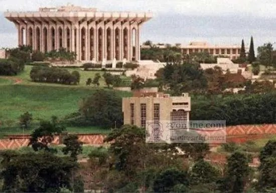Palais presidentiel d'Etoudi