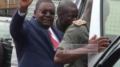 Photo of Cameroun – Affaire MRC: Paul Eric Kingue, Albert Dzongang et Alain Fogue manifestent au tribunal contre les audiences à huis clos