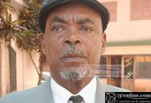 Photo de Cameroun – Nécrologie: René Jacques N'Gouo Woungly-Massaga est mort