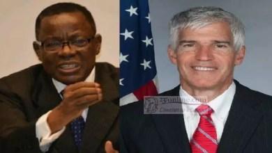 Photo de L'ambassadeur américain Peter Henry Barlerin veut brûler le Cameroun