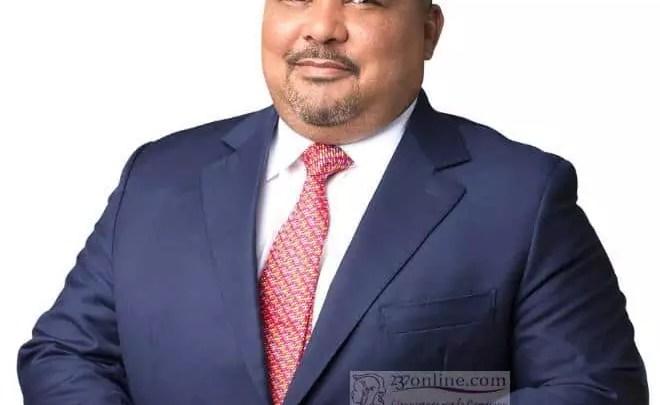 Joshua Osih le vice-president du SDF