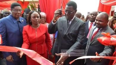 Photo de UBA Cameroon: Ouverture d'une nouvelle agence à Sodiko-Bonaberi