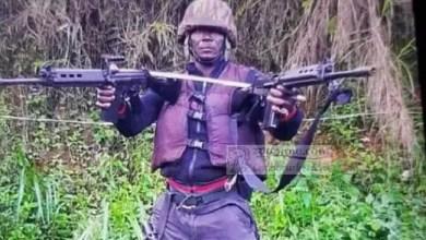 Photo of Crise anglophone au Cameroun : Le dernier général ambazonien en vie s'enfuit au Nigeria