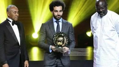 Photo of Joueur africain 2018 : Et de deux pour Mohamed Salah
