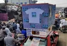 Photo de Manifestation annoncée du MRC : bipolarisation de la classe politique et de la société civile