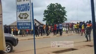 Photo de Cameroun : 6 cas suspects de Choléra à Obala